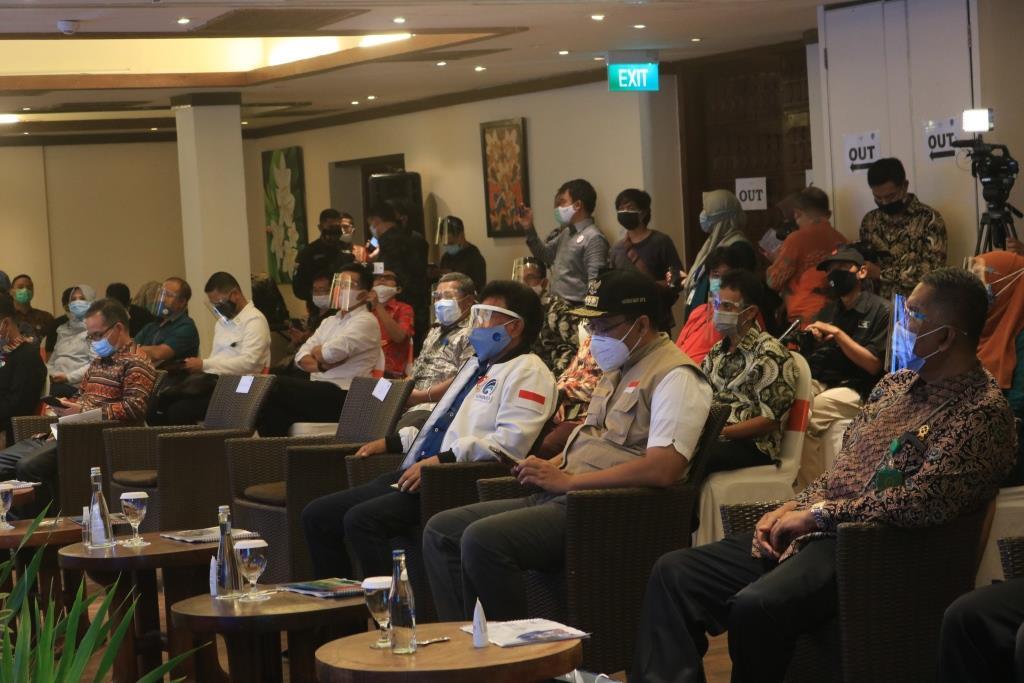 Rapat Koordinasi Pembangunan Infrastruktur Telekomunikasi
